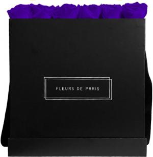 Infinity Collection Violet Vain Luxe black - square