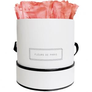 Petite Rose Edition Pink Apricot white - round