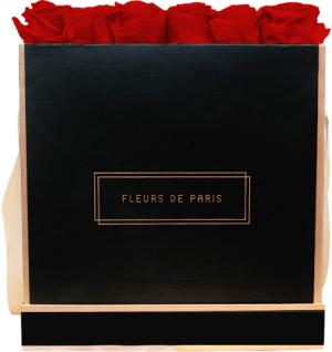 The Rosé Gold Collection Royal Red Petit Luxe black - square