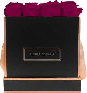The Rosé Gold Collection Latin Cherry Large black - square